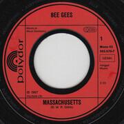 7inch Vinyl Single - Bee Gees - Massachusetts