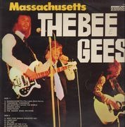 LP - Bee Gees - Massachusetts