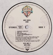 LP - Bee Gees - One