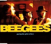 CD Single - Bee Gees - Paying The Price Of Love