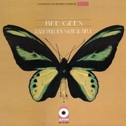LP - Bee Gees - Rare, Precious & Beautiful - Electronically re-processed