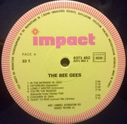LP - Bee Gees - The Bee Gees