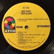LP - Bee Gees - Trafalgar - RI