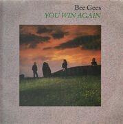 12inch Vinyl Single - Bee Gees - You Win Again