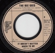 7'' - Bee Gees - Mr. Natural