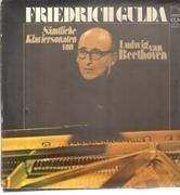 LP-Box - Beethoven (Gulda) - Sämtliche Klaviersonaten - Box + booklet