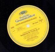 LP-Box - Beethoven (Karajan) - 9 Symphonien - Club-Sonderauflage / Hardcoverbox + insert