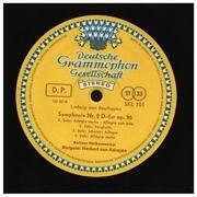 LP-Box - Beethoven (Karajan) - 9 Symphonien - Tulip rim / Hardcover Box w/ 8 individual sleeves