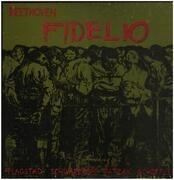 LP - Beethoven (Kirsten Flagstad, Elisabeth Schwarzkopf a.o.) - Fidelio - Hardcover Box