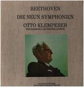LP-Box - Beethoven (Klemperer) - Die Neun Symphonien