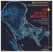 CD - Beethoven (Menuhin) - Violinkonzert D-Dur op. 61