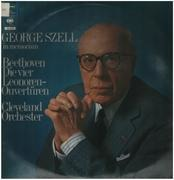 LP - Beethoven (Szell) - Die Vier Leonoren Overtüren