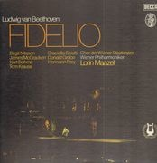 LP-Box - Beethoven - Maazel w/ Wiener Philharmoniker - Fidelio - Hardcoverbox + Booklet