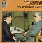 LP - Beethoven - 2.Klavierkonzert, Chor Fantasie C-Moll,, Barenboim, Klemperer, New Philh Orch London