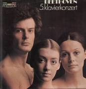 LP - Beethoven - 5. Klavierkonzert,, Andor Foldes, Berliner Philh, Leitner