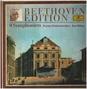 LP-Box - Beethoven - 9 Symphonien,, Wiener Philh, Karl Böhm