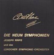 LP-Box - Beethoven - Die Neun Symphonien / Joseph Krips - Hardcover Box + Booklet