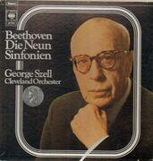 LP-Box - Beethoven - Die Neun Symphonien,, Szell, Cleveland Orchester