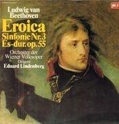 LP - Beethoven - Eroica, Sinfonie Nr. 3 Es-dur, Op. 55