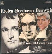 LP - Beethoven - Eroica,, Bernstein, NY Philh. - gatefold