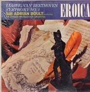 LP - Beethoven - Eroicha III Symphonie