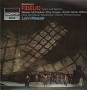 LP - Beethoven - Fidelio, Arien und Szenen,, Maazel, Wien