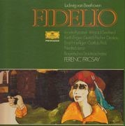 LP-Box - Beethoven - Fidelio, Ferenc Fricsay, Bayrisches Staatsorchester - Hardcover Box + Booklet with Libretto