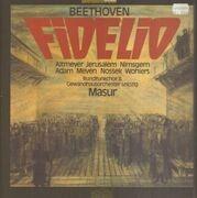LP-Box - Beethoven - Fidelio,, Rundfunkchor & Gewandhausorchester Leipzig, Masur - Hardcover Box