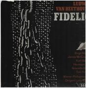 Double LP - Beethoven (Maazel) - Fidelio,, Wiener Philh, Maazel - Special ed. / Hardcoverbox + booklet