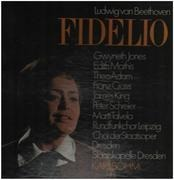 LP-Box - Beethoven/ K. Böhm, G. Jones, E. Mathis, J. King, P. Schreier a.o. - Fidelio - Hardcover Box