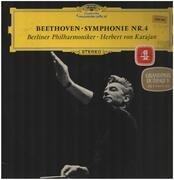 LP - Beethoven - Karajan: Symphonie Nr.4