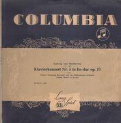 LP - Beethoven - Klavierkonzert Nr.5 Es-Dur Op.73 (Karajan)