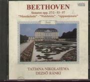 CD - Ludwig Van Beethoven - Appassiona