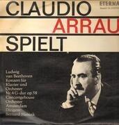 LP - beethoven - konzert für klavier und orchester nr.4 G-dur op.58 - Mono