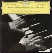 10'' - Beethoven - Konzert für Klavier und Orchester Nr.4,, W.Kempff, Berliner Philh., P. van Kempen