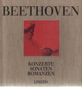LP-Box - Beethoven - Konzerte, Sonaten, Romanzen - Record 1 MISSING!