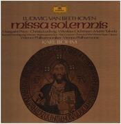 LP-Box - Beethoven - Missa Solemnis,, Wiener Philh, Böhm, M.Price, Ludwig, Ochman, Talvela