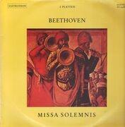 Double LP - Beethoven - Missa Solemnis