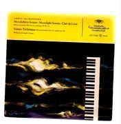 10'' - Beethoven - Mondschein-Sonate, Sonate Pathetique,, W.Kempff, Piano