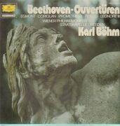 LP - Beethoven - Ouvertüren Karl Böhm