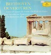 LP - Beethoven - Ouvertüren,, div