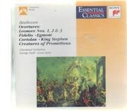 CD - Beethoven - Overtures