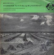 LP - Beethoven - Pastoral Symphony; London Philharmonic Orch, Erich Kleiber