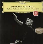 LP - Beethoven - Pastorale,, Berliner Philh., Karajan