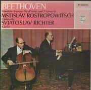 LP-Box - Beethoven - Sämliche Sonaten für Klavier und Violoncello (Richter,..)