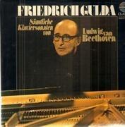 LP-Box - Beethoven - Sämtliche Klaviersonaten - + Booklet