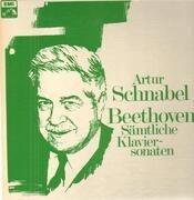 LP-Box - Beethoven - Sämtliche Klaviersonaten - Mono / Hardcoverbox + Booklet