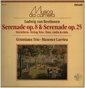 LP - Beethoven - Serenade op.8 & Serenade op.25