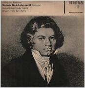 LP - Beethoven - Sinfonie Nr.6 F-dur op.68, Gewandhausorch Leipzig, Konwitschny