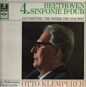 LP - Beethoven - Sinfonie Nr. 4 B-Dur Op. 60
